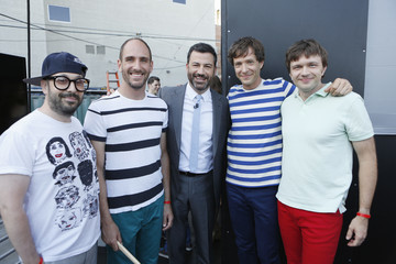 "OK Go ABC's ""Jimmy Kimmel Live"" - Season 15"