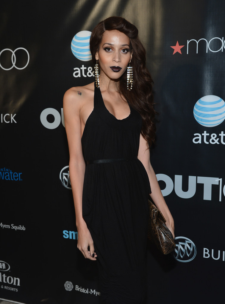 Isis King Isis King Photos Out Magazine And Buick Celebrate The Out100 Red Carpet Zimbio
