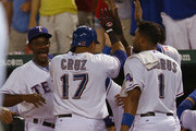 Nelson Cruz and Ron Washington Photos Photo
