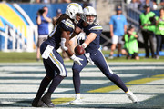Philip Rivers Melvin Gordon Photos Photo