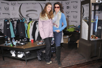 Rainey Qualley Oakley Learn To Ride Fueled By Muscle Milk And Lounge - Day 3 - 2011 Park City