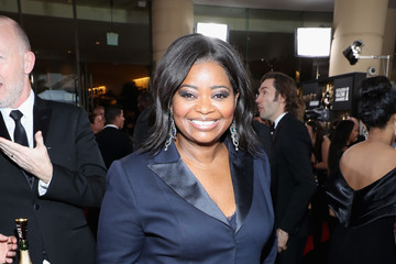 Octavia Spencer FIJI Water at the 74th Annual Golden Globe Awards