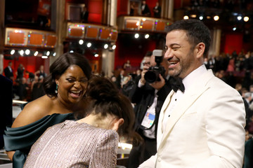 Octavia Spencer 90th Annual Academy Awards - Backstage