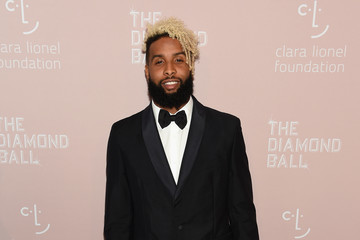 Odell Beckham Jr Rihanna's 4th Annual Diamond Ball Benefitting The Clara Lionel Foundation - Arrivals