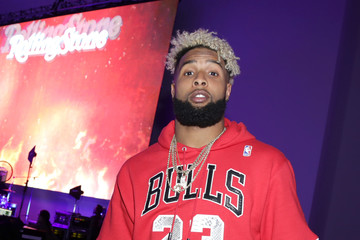 Odell Beckham Jr Rolling Stone Live: Houston Presented by Budweiser and Mercedes-Benz. Produced in Partnership With Talent Resources Sports. - Inside