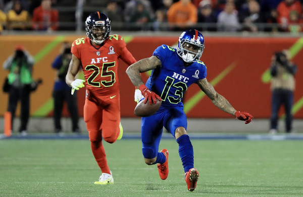 cheap for discount 1c959 c053b Odell Beckham Jr Photos Photos - Pro Bowl - Zimbio