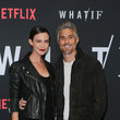 Odette Annable Premiere Of Netflix's 'What/If'