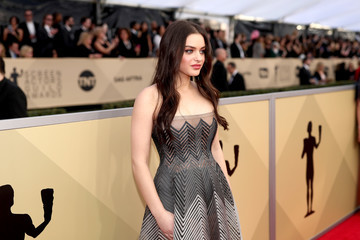 Odeya Rush 24th Annual Screen Actors Guild Awards - Red Carpet