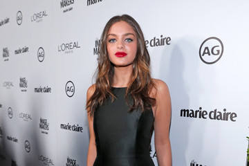 Odeya Rush Marie Claire Hosts Inaugural Image Maker Awards - Red Carpet
