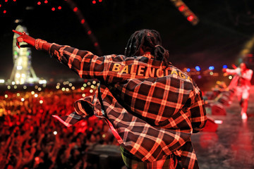 Offset 2018 Coachella Valley Music And Arts Festival - Weekend 2 - Day 3
