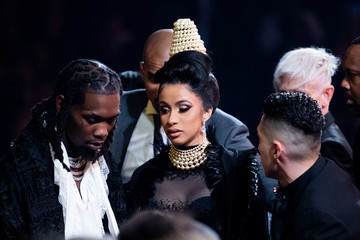 Offset 61st Annual Grammy Awards - Inside
