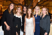Jo Champa, Poomehra Mezani, Nikki Nia, Karine Ohana, Sharon Rechter and Susan Rockefeller attend Ohana & Co LA Event - Brands With Mission at The Peninsula Beverly Hills on August 23, 2018 in Beverly Hills, California.