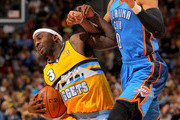 Russell Westbrook Ty Lawson Photos Photo