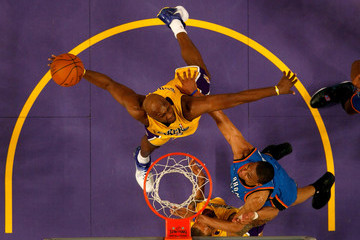 Russell Westbrook Oklahoma City Thunder v Los Angeles Lakers, Game 5