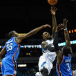 Dion Waiters and Shabazz Muhammad Photos