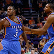 Kevin Durant Dion Waiters Photos