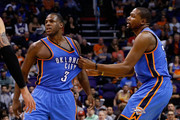 Kevin Durant Dion Waiters Photos Photo