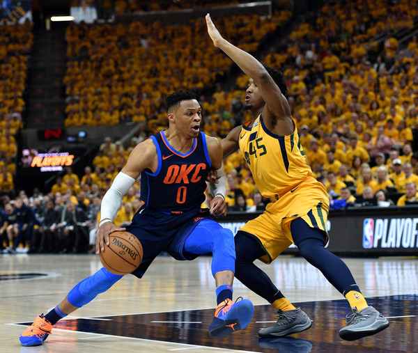 Oklahoma City Thunder vs. Utah Jazz - Game Six