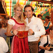 Qurin Berg Oktoberfest 2011 - Celebrity Sighting - Day 1