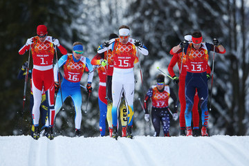 Ola Vigen Hattestad Cross-Country Skiing - Winter Olympics Day 12