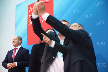 Olaf Scholz German Elections: The Day After