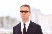 """Nicolas Winding Refn attends the """"Too Old To Die Young"""" photocall during the 72nd annual Cannes Film Festival on May 18, 2019 in Cannes, France."""