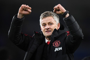 Ole Gunnar Solskjaer European Best Pictures Of The Day - December 23, 2018