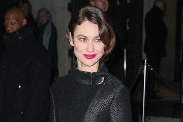 Olga Kurylenko Celebrity Sightings : Day Three - Paris Fashion Week ...