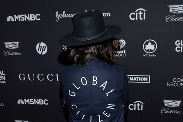 Olga Segura 2017 Global Citizen Festival: For Freedom. For Justice. For All. - VIP Lounge