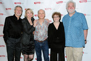 Richard Masur Julie Halston Photos Photo