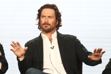 Oliver Hudson 2018 Winter TCA Tour - Day 5