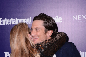 Oliver Hudson 'Entertainment Weekly' and 'People' Celebrate The New York Upfronts - Arrivals