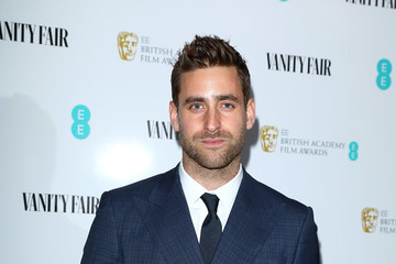 Oliver Jackson-Cohen Vanity Fair EE Rising Star Party - Red Carpet Arrivals