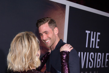 """Oliver Jackson-Cohen Premiere Of Universal Pictures' """"The Invisible Man"""" - Red Carpet"""