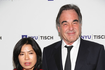 Oliver Stone Arrivals at NYU's Tisch School Benefit Gala