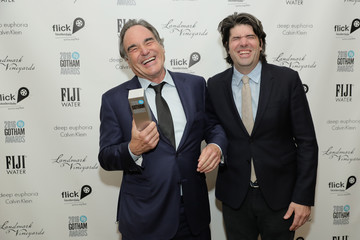 Oliver Stone IFP's 26th Annual Gotham Independent Film Awards - Backstage