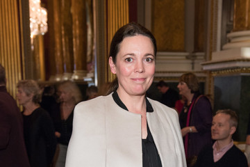 Olivia Coleman Suzannah' Hosts Fashion Show In Aid Of Mencap