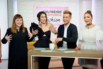 Olivia Culpo Lisa Edelstein Appears On Amazon's Style Code Live