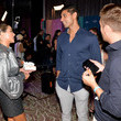 Olivia Culpo Popeyes Nuggets Activation At Sports Illustrated Swimsuit Party