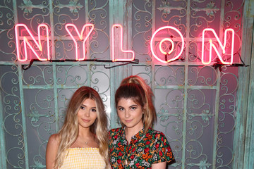Olivia Giannulli NYLON Young Hollywood Party At AVENUE Los Angeles