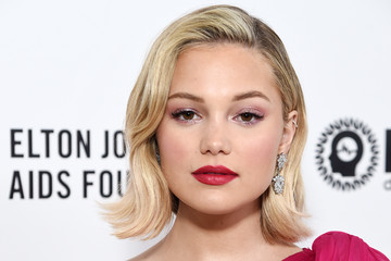 Olivia Holt 28th Annual Elton John AIDS Foundation Academy Awards Viewing Party Sponsored By IMDb, Neuro Drinks And Walmart - Red Carpet