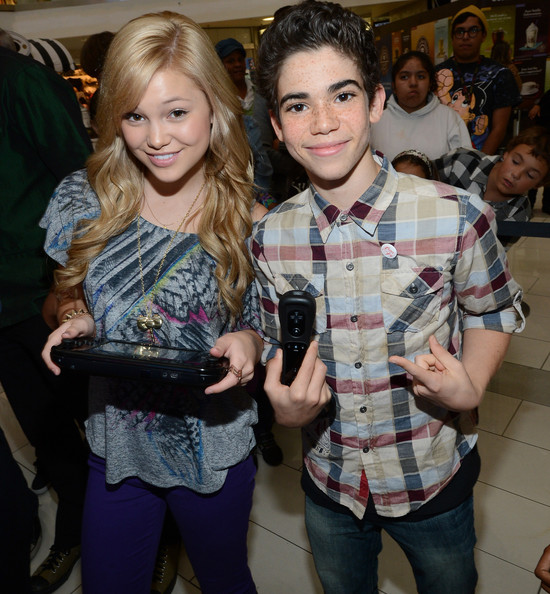 Cameron Boyce And Peyton List Cameron Boyce And Peyton List 2013