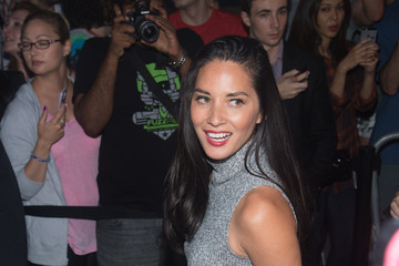 Olivia Munn 'The Daily Show With Jon Stewart' #JonVoyage - Arrivals & Departures