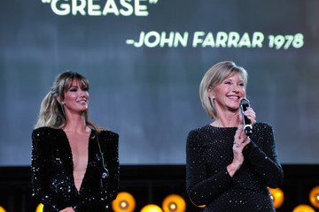 Olivia Newton-John 2018 G'Day USA Black Tie Gala