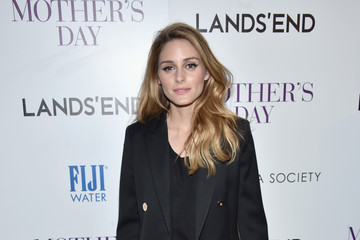 "Olivia Palermo The Cinema Society With Lands' End Host a Screening of Open Road Films' ""Mother's Day"""