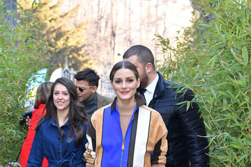 Olivia Palermo Tod's - Arrivals and Front Row: Milan Fashion Week Autumn/Winter 2019/20