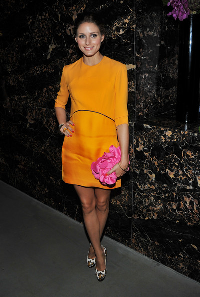 "Olivia Palermo - The Cinema Society & Grey Goose Host A Screening Of ""The Ledge"" - After Party"