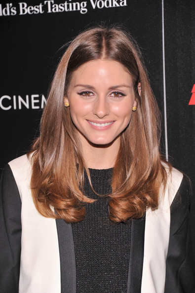 "Olivia Palermo - The Cinema Society & Grey Goose Host A Screening Of ""Alex Cross""- Arrivals"