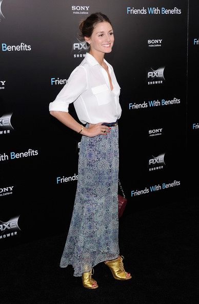 "Olivia Palermo - ""Friends With Benefits"" New York Premiere - Outside Arrivals"