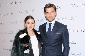 """Olivia Palermo Johannes Huebl """"Living In Style: Inspiration And Advice For Everyday Glamour"""" Book Launch"""